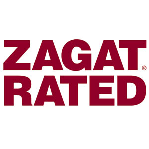 Zagat Rated Recognition