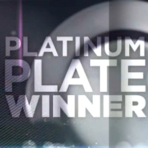TV-diner-platinum-plate Recognition
